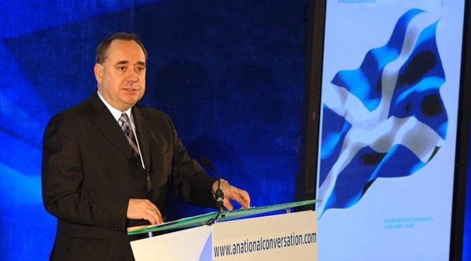 Rename SNP to Scottish National Socialist Party insists Salmond