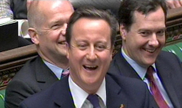 Cameron: my tax dodging was actually just 'research'