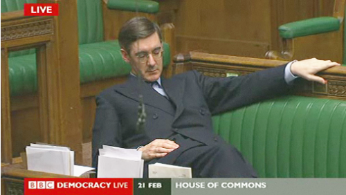 My christian values, by Jacob Rees-Mogg