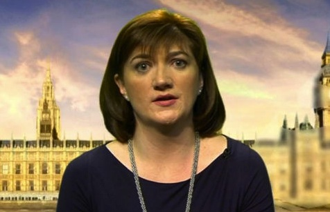 Striking 6 year olds are trying to overthrow the government and may be antisemitic, says Nicky Morgan