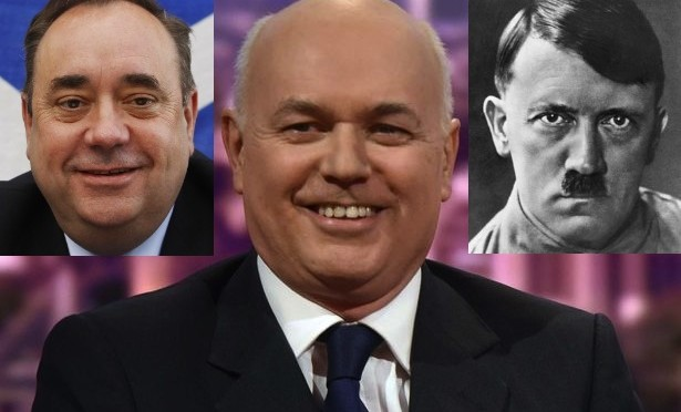 Iain Duncan Smith backs Hitler, calling him a 'very decent man'