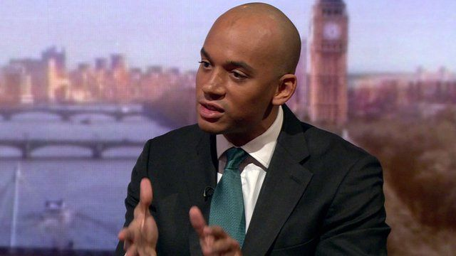 Corbyn victory may lead to rioting again, warns Chuka Umunna