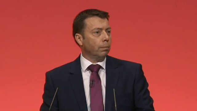 Criticising my Stalinist purge is tantamount to terrorism, says Iain McNicol