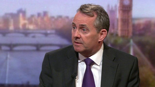 Rising food bills will be good for Britain's health, claims Liam Fox