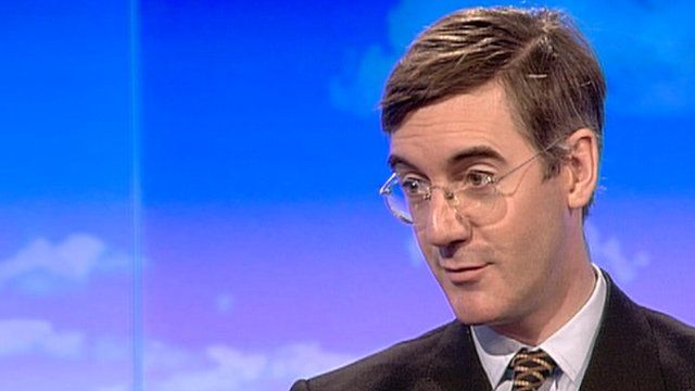 Jacob Rees Mogg against abortion in any circumstances – except when he gets paid