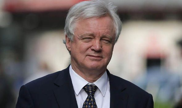 David Davis resigns to spend more time with his magical fantasies