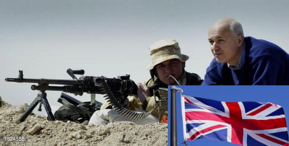 Senior Tories pledge to lead first wave of British troops in new Russia war