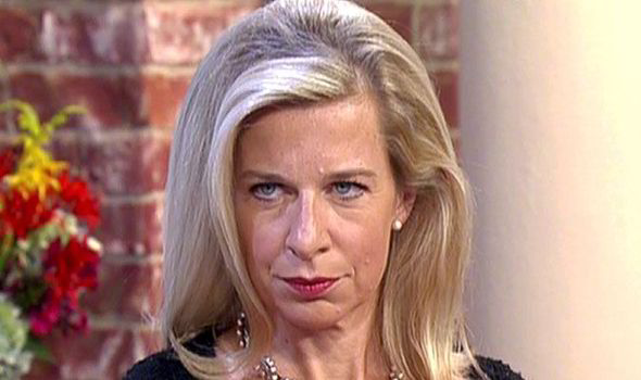 Katie Hopkins struck off organ donor register as tests reveal she has no heart or brain