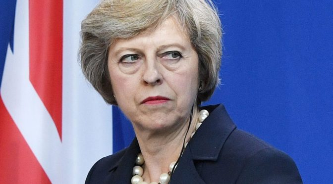 BREAKING NEWS: Theresa May likely to resign soon over Brexit omnishambles