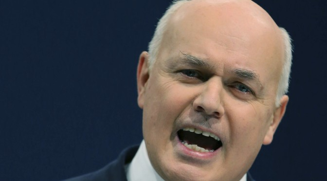 Poll: Should Iain Duncan Smith be prosecuted?