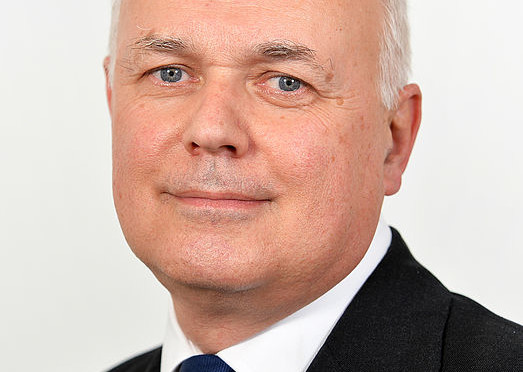 Iain Duncan Smith to be 'role model' for the disabled