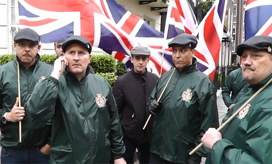Far right politicians cancel far right march over fears it may attract the far right