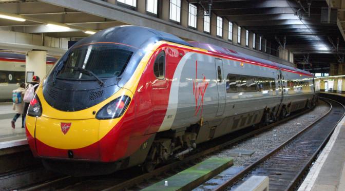 Virgin Trains release video showing Jeremy Corbyn is an 'antichrist'