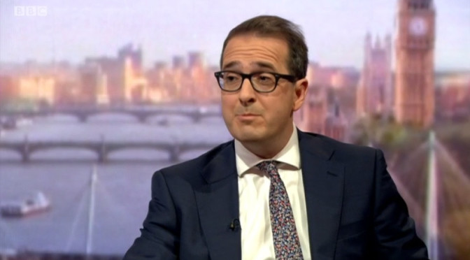 Owen Smith slams Jeremy Corbyn for 'weaponising train floors'