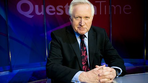 BBC to review security after non-Brexiter sneaks into Question Time audience
