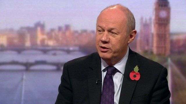Auschwitz documentary was 'monstrously unfair' on the camp guards, claims Damian Green