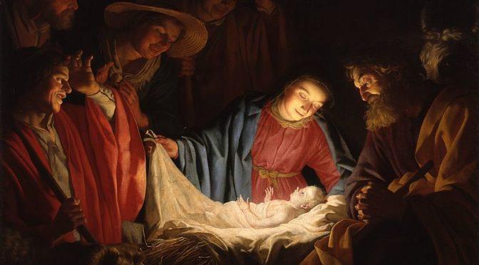 Baby Jesus and his parents should have been sanctioned and left to starve, say DWP