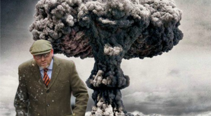 Paul Nuttall: I was in attendance when the bomb fell on Hiroshima