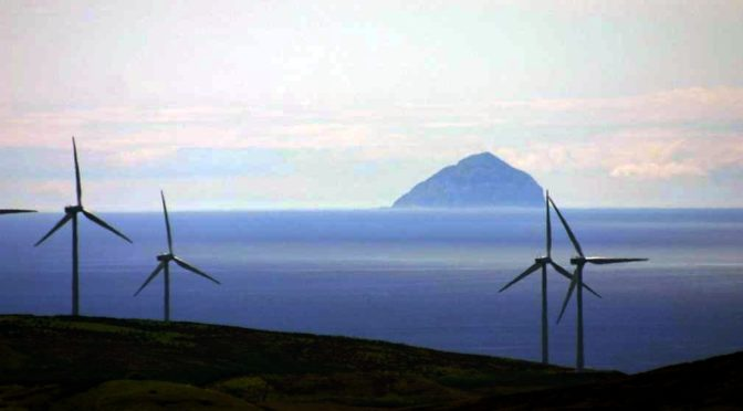 Tories promise to achieve 0% renewable energy by end of 2019