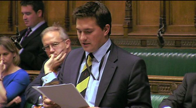 Tory Johnny Mercer concerned he might lose votes over Universal Credit