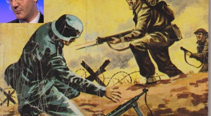 Schools to teach history using Second World War comics