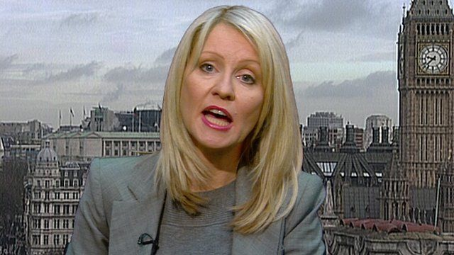 Esther McVey only got DWP role because Hitler wasn't available, say insiders