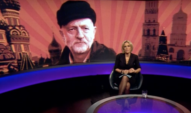 Corbyn smear must be true if it's on the news, says moron